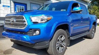 Client Adds Remote Start to 2018 Toyota Tacoma to Battle Cold Weather