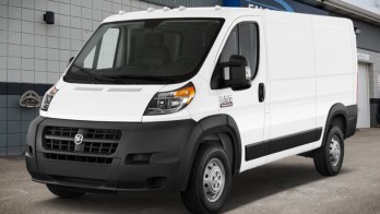 Ram ProMaster Cargo Van Backup Safety Enhancements for Erie Client