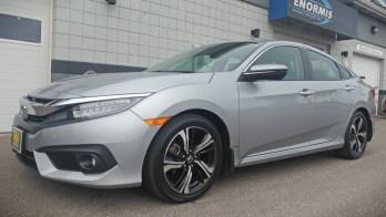 2017 Honda Civic Gets Smartphone-controlled Remote Start