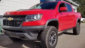 2018 Chevrolet Colorado ZR2 Gets MyLink Navigation Upgrade