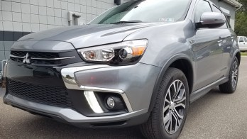 Client Upgrades 2018 Mitsubishi Outlander Sport with Remote Start