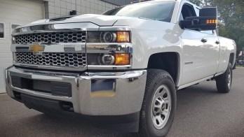 Two-way Remote Start Upgrade for 2019 Chevrolet Silverado 3500 HD