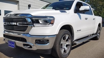 Expertise Leads to Power Mirror Upgrade on 2019 Ram 1500