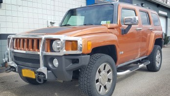 Electrical Repair by ENORMIS Saves 2007 Hummer H3 from Fire Hazard