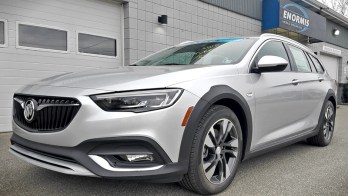 ENORMIS Adds Heated Seats to 2018 Buick Regal TourX