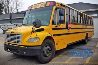 Thomas YMCA Bus