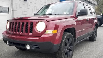 2017 Jeep Patriot Gets Two-way Remote Start and Keyless Entry Added