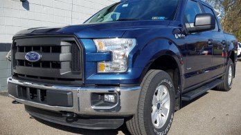 Factory Remote Start Upgrade for North East 2015 Ford F-150
