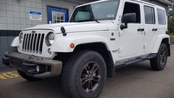 75th Anniversary Jeep Wrangler Gets ENORMIS Two-Way Remote Start