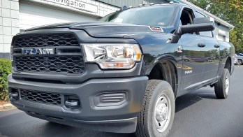 2019 Ram 2500 Diesel gets Remote Start Added for Corry, Pa resident