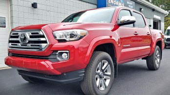 ENORMIS Adds Two-Way Remote Start to 2020 Toyota Tacoma