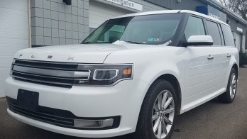 Proper Diagnosis Gets SirisuXM Rocking Again in 2017 Ford Flex