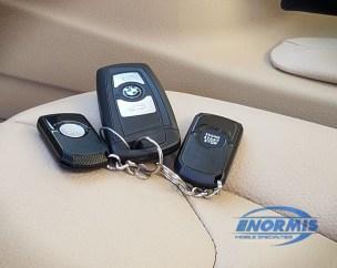 2014 BMW 328Xi Remotes