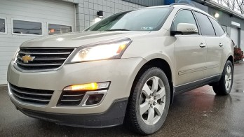 Expert Diagnosis Gets 2016 Chevrolet Traverse Blind-Spot System Fixed