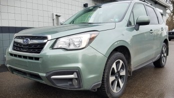 2018 Subaru Forester Gets Long-Range Two-Way Remote Start Upgrade