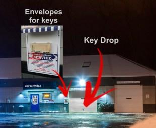ENORMIS Key Drop