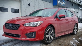 2019 Subaru Impreza Sport Gets Long-Range Remote Start Upgrade