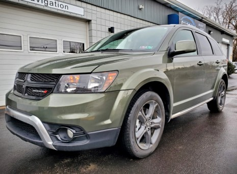 2019 Dodge Journey gets remote start and heated seats