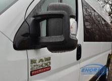 Promaster Van Power-Fold Mirror OPEN