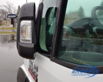 2019 Ram Promaster Mirrors can now Power-Fold