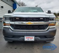 2016 Silverado with Warning Strobes FRONT