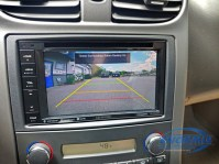2006 Corvette Backup Camera Display