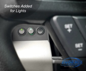 2019 Ford F-150 Switches for Lights