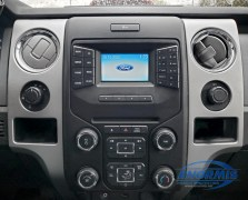 2013 F-150 Dash with Display that needed Repaired