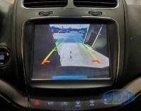 Dodge Journey Backup Camera Screen