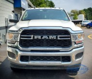 2019 RAM 2500 New Body Tow Mirrors from Front