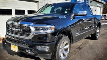 2020 RAM 1500 Power Fold Mirrors are Programmed for NJ Resident