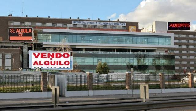 El diario La Nación ataca a los trabajadores del Hospital Posadas