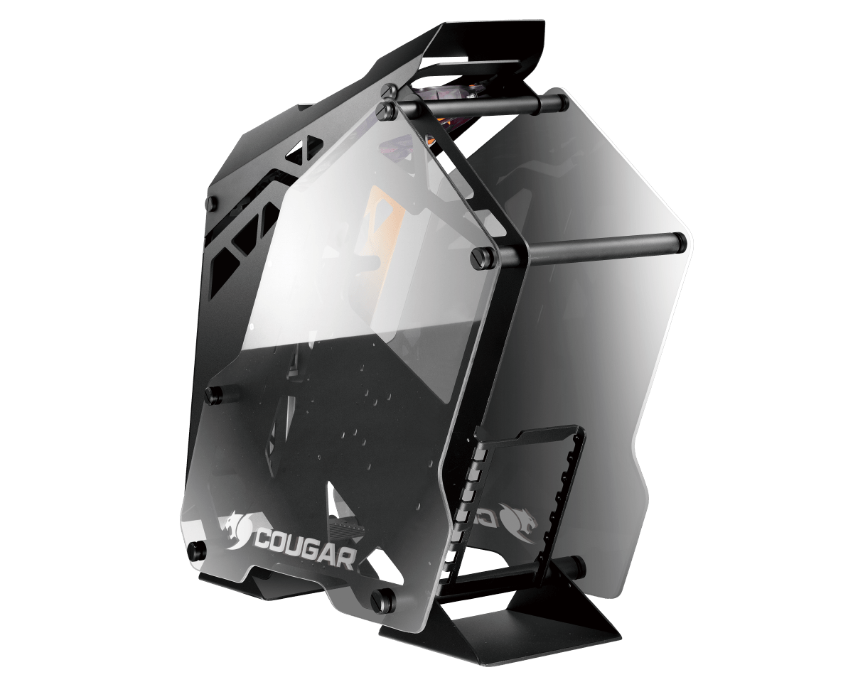 computer chair for gaming and half rocker cougar announces new conquer pc case - enostech.com