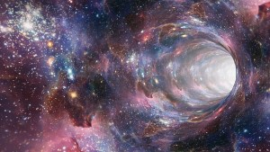 A guest post could be about wormholes and their effect on time.