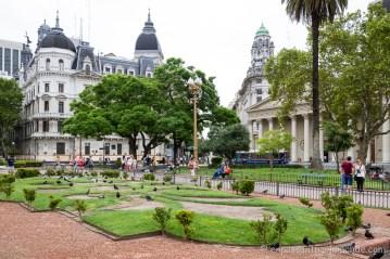 Argentine - Buenos Aires - Quartier historique-13