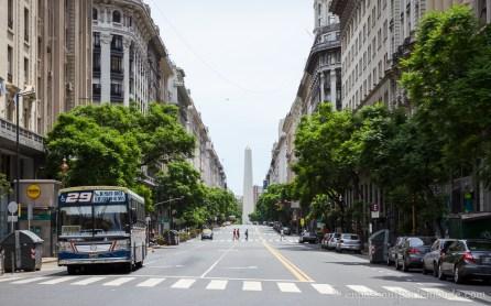 Argentine - Buenos Aires - Quartier historique