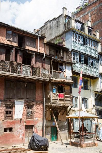 Népal - Katmandou - Thamel - Durbar Square-15