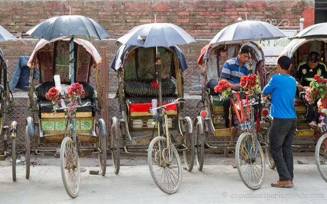 Népal - Katmandou - Thamel - Durbar Square-42