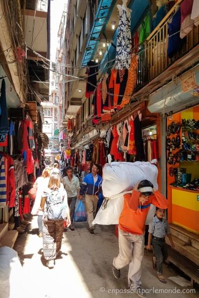 Népal - Katmandou - Thamel - Durbar Square-49
