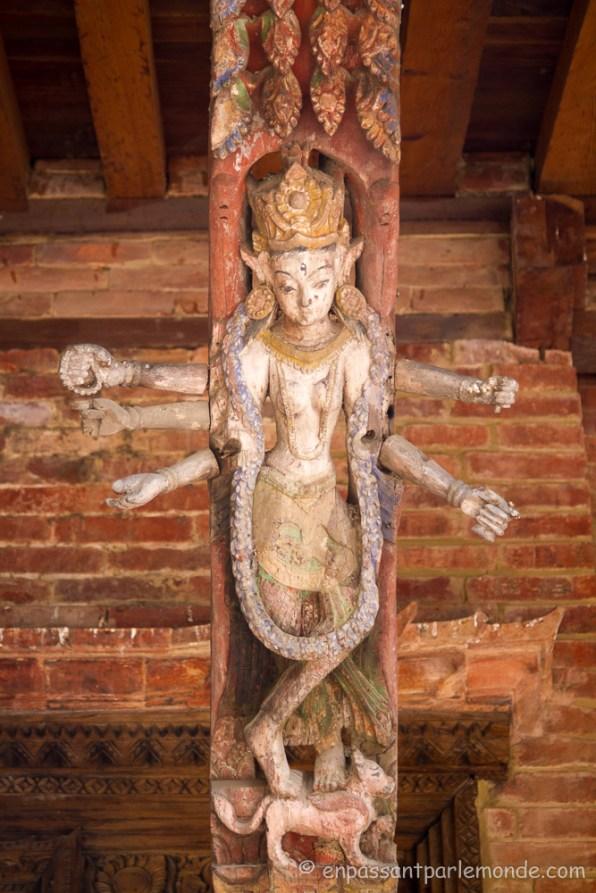 Népal - Katmandou - Patan-3