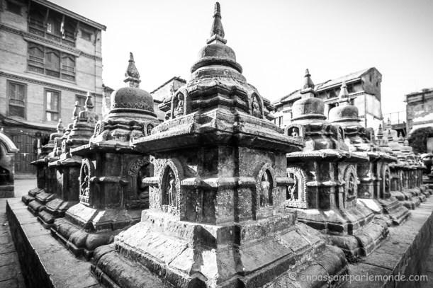 Népal - Katmandou - Swayambunath-18