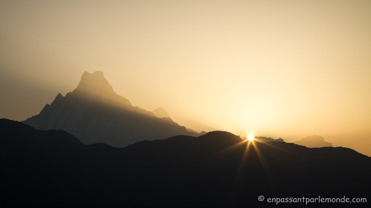 Machapuchare, 6 993 m