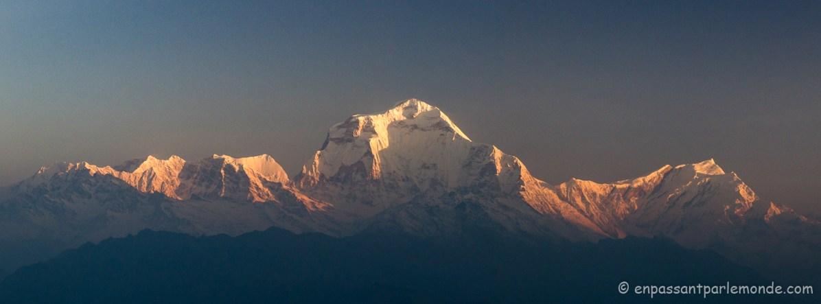 Dhaulagiri, 8 167 m !