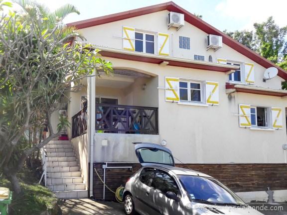 Maison à Piton Saint Leu