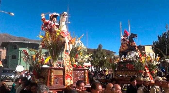 Resultado de imagen para Fotos fiesta patronal, en honor de Santiago Apóstol.