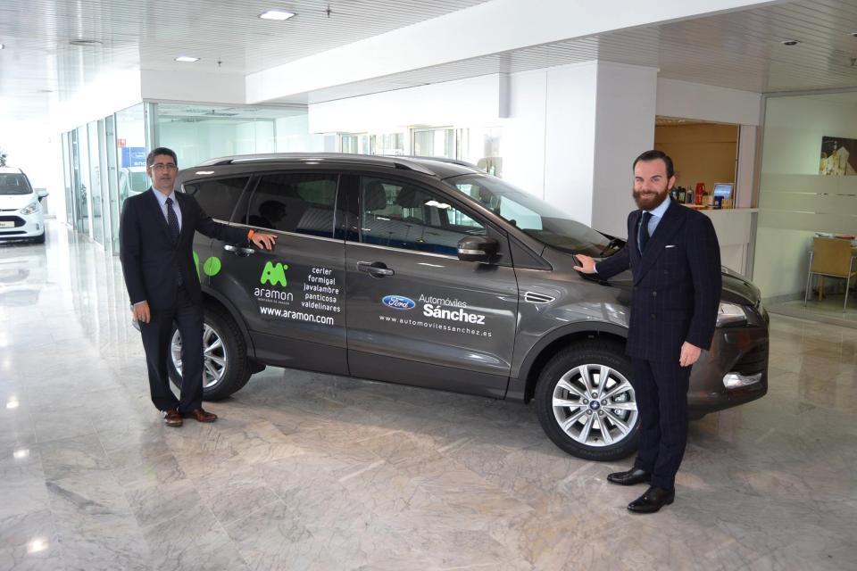firma acuerdo automóviles sanchez aramon, enpistas.com