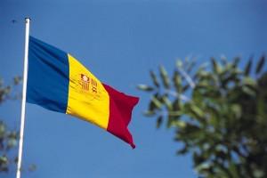 Andorra Flag©visitandorra.com, bandera, andorrana, enpistas