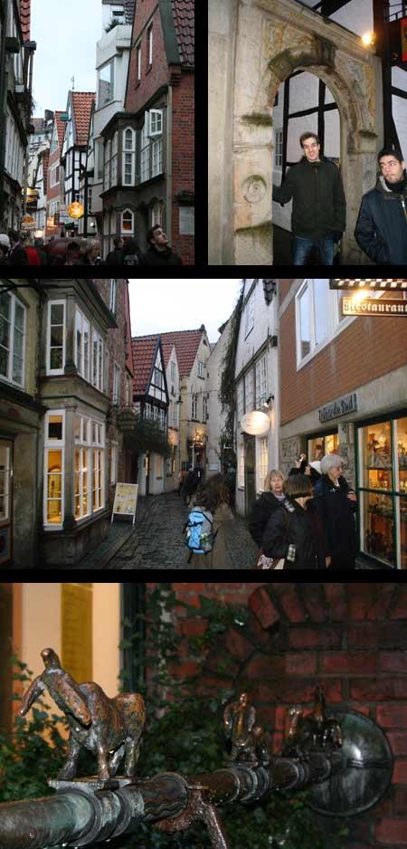 El barrio de los pescadores y más sobre los Stadmusikanten.