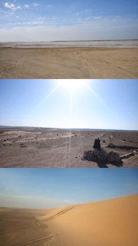 grande y desierto.