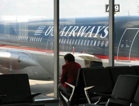La soledad de los marginados por U.S. Airways.